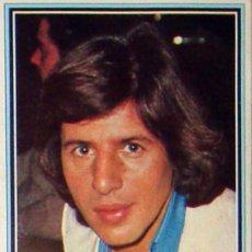 Fotos de Cantantes: CROMO ALBUM TELE-STARS 1978 EDICIONES ESTE-SECCIÓN VOCES FAMOSAS SANDRO GIACOBBE Nº 137. Lote 36281198