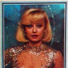 Fotos de Cantantes: CROMO ALBUM TELE-STARS 1978 EDICIONES ESTE-SECCIÓN VOCES FAMOSAS RAFAELLA CARRA Nº 145. Lote 36281215