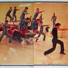 Fotos de Cantantes: 6 CROMOS ALBUM TELE-STARS 1978 EDICIONES ESTE -GREASE Nº 176-177-178-179-180 Y 181. Lote 36331631