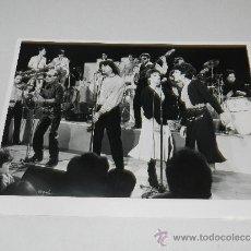 Fotos de Cantantes: (M-ALB3) FOTOGRAFIA ORQUESTA PLATERIA - 24 X 18 CM, . Lote 37220866