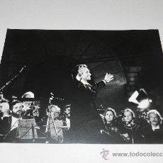 Fotos de Cantantes: (M-ALB3) FOTOGRAFIA JOSEP CARRERAS - 24 X 18 CM, . Lote 37221133