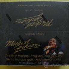 Fotos de Cantantes: MICHAEL JACKSON SEALED BOX 24 PACKS OF PANINI 2011 -EDICION USA- . Lote 38620889