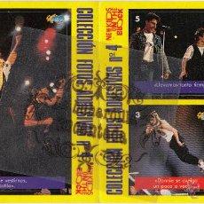 Fotos de Cantantes: FOTO ADHESIVA SUPER POP Nº 4 NEW KIDS ON THE BLOCK. Lote 39810977