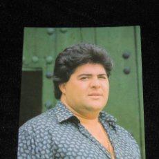 Fotos de Cantantes: POSTAL DE JOSE MANUEL EL MANI - CANTANTE DE SEVILLANAS. Lote 41512870