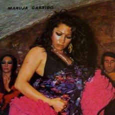 Fotos de Cantantes: MARUJA GARRIDO - TABLAO LOS TARANTOS - BARCELONA - 1977. Lote 42188358