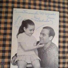 Fotos de Cantantes: ROSA MARY Y JOSE GUARDIOLA. FOTO PROMOCIONAL DISCOS VERGARA. AÑOS 1960S. Lote 42737174