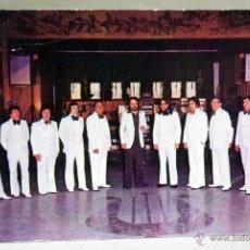 Fotos de Cantantes: TARJETA PUBLICITARIA, COBLA- ORQUESTA, MIRAMAR, GIRONA, 1970S. Lote 42829825