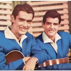 Fotos de Cantantes: DÚO DINÁMICO – POSTAL PROMOCIONAL – MADE IN SPAIN – FOTO ESTE FILMS. Lote 44797411