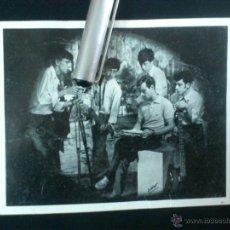 Fotos de Cantantes: FOTO GRUPO MUSICAL DE ZARAGOZA DE LOS AÑOS 60: LOS TRUENOS. Lote 45976730