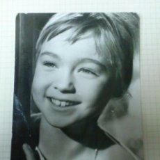 Fotos de Cantantes: ANTIGUA POSTAL FOTO DE MARISOL ( DE LA PELICULA ''HA LLEGADO UN ANGEL'' ) - 1961. Lote 45981781