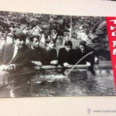 Fotos de Cantantes: ANTIGUA POSTAL O FOTOGRAFIA PROMOCIONAL CONJUNTO THE FRINGE'S. FIGUERAS. Lote 46341686