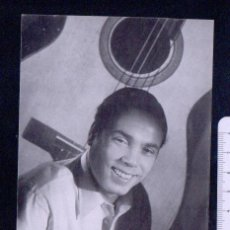 Fotos von Musikern - Enrique Montoya.Tarjeta promocional. - 46421233