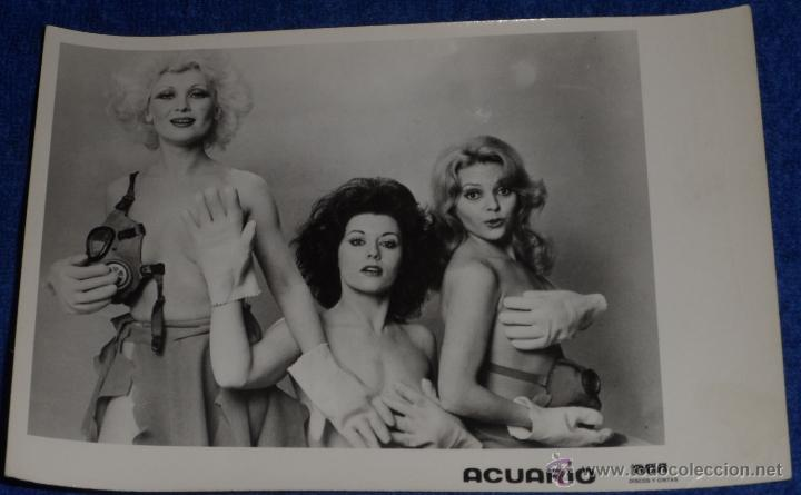 ACUARIO - RCA (Música - Fotos y Postales de Cantantes)
