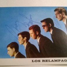 Fotos de Cantantes: LOS RELÁMPAGOS. Lote 47064257