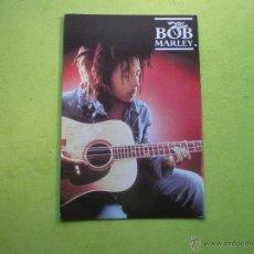 Fotos de Cantantes: POSTAL BOB MARLEY . SPLASH MANCHESTER ENGLAND X604. Lote 47154823