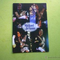 Fotos de Cantantes: POSTAL MICHAEL JACKSON LIVEWIRE LW636 ENGLAND. Lote 47154868