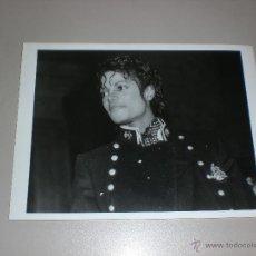 Fotos de Cantantes: 6 FOTOGRAFIA DE MICHAEL JACKSON. Lote 48275256