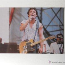 Fotos de Cantantes: POSTAL BRUCE SPRINGSTEEN. NUEVA. Lote 48929699