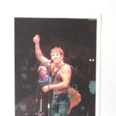 Fotos de Cantantes: POSTAL BRUCE SPRINGSTEEN. NUEVA. Lote 48929710