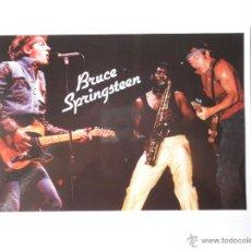 Fotos de Cantantes: POSTAL BRUCE SPRINGSTEEN. NUEVA DISCOPLAY. Lote 48929726