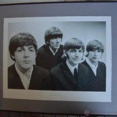 Fotos de Cantantes: FOTOGRAFIA SERIE LIMITADA BEATLES-THE FAB FOUR - HULTON GETTY - PVP 1.500€. Lote 49145301