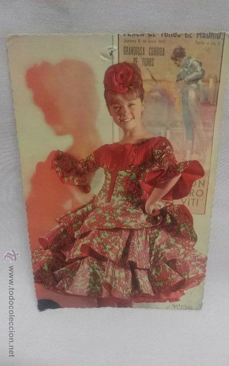 MARISOL - POSTAL ANTIGUA AÑO 1962 (Música - Fotos y Postales de Cantantes)