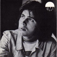 Fotos de Cantantes: MIGUEL GALLARDO - TARJETA PROMOCIONAL - AÑO 1.975. Lote 49538645