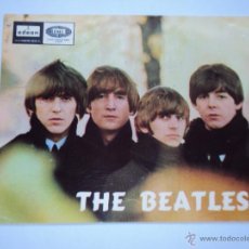 Fotos de Cantantes: THE BEATLES. POSTAL PROMOCIONAL 1965.. Lote 50454562