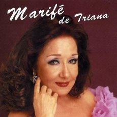 Fotos de Cantantes: POSTAL PROMOCIONAL DE MARIFÉ DE TRIANA. PORQUÉ. Lote 50585007