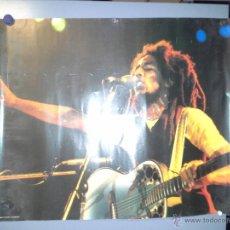 Fotos de Cantantes: POSTER BOB MARLEY AÑOS 80, ORIGINAL.. Lote 51029452