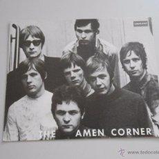 Fotos de Cantantes: FOTO POSTAL THE AMEN CORNER GRUPO INGLES DE MUSICA. COLUMBIA. TDKP5. Lote 51390402