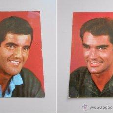 Fotos de Cantantes: 2 TARJETAS POSTALES DEL DUO DINAMICO. RAMON ARCUSA. MANUEL DE LA CALVA. FIRMADAS. TDKP5. Lote 51405760
