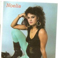 Photos de Chanteurs et Chanteuses: NOELIA. FICHA DISCOGRÁFICA. 1988. Lote 53086393