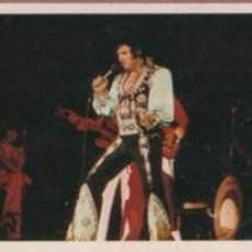 Fotos de Cantantes: POSTAL DEL FAMOS0 CANTANTE ELVIS PRESLEY - MAGNA BOOKS. Lote 53126638