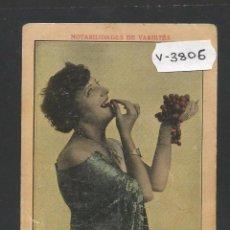 Fotos de Cantantes: COCHITA GARZON - NOTABILIDADES DEL COUPLET - VER REVERSO - (V-3806). Lote 53436304