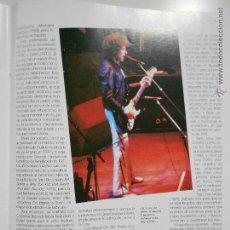 Fotos de Cantantes: HLN- HOJA REVISTA MÚSICA- BOB DYLAN. Lote 53739010