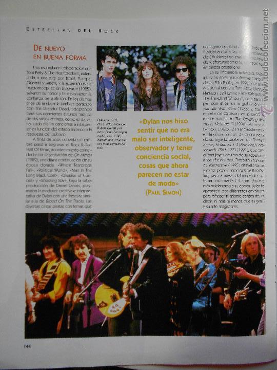 Fotos de Cantantes: hln- hoja revista música- bob dylan - Foto 2 - 53739010