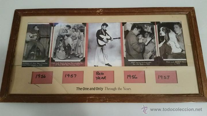 cinco copias de fotografías de elvis presley en - Comprar Postales y ...