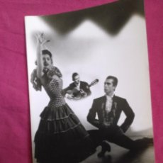 Foto di Cantanti: ROSA Y MIGUEL CON GUITARRISTA MANUEL ESCÁMEZ. Lote 53992265
