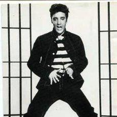 Fotos de Cantantes: POSTAL ELVIS PRESLEY - JAILHOUSE ROCK - SIN CIRCULAR. Lote 54330999
