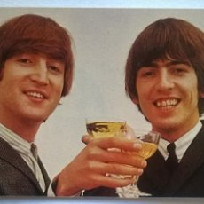 Fotos de Cantantes: THE BEATLES POSTAL AÑOS 60. Lote 54335645