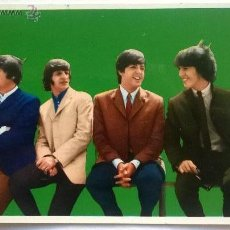 Fotos de Cantantes: THE BEATLES POSTAL AÑOS 60. Lote 54335704