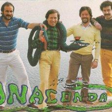 Fotos de Cantantes: ANACONDA. Lote 54503732