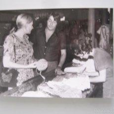 Fotos de Cantantes: INTERESANTE FOTO ORIGINAL DEL CANTANTE NINO BRAVO AÑOS 70. Lote 55335098