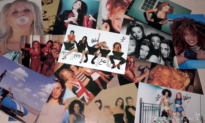 SPICE GIRLS COLECCION COMPLETA 120 FOTOS DISTINTAS 1997 VICTORIA BECKHAM GERI HALLIWELL MELANIE C (Música - Fotos y Postales de Cantantes)