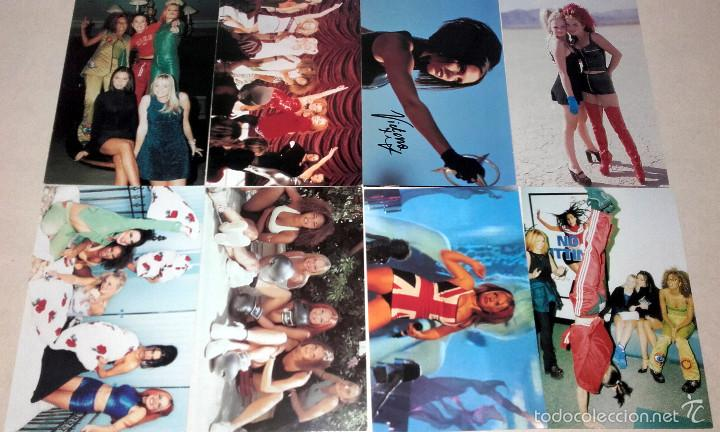 Fotos de Cantantes: SPICE GIRLS COLECCION COMPLETA 120 FOTOS DISTINTAS 1997 VICTORIA BECKHAM GERI HALLIWELL MELANIE C - Foto 3 - 55690413