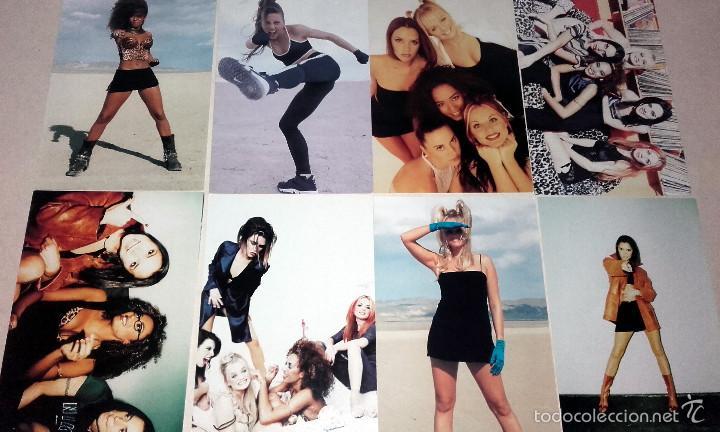 Fotos de Cantantes: SPICE GIRLS COLECCION COMPLETA 120 FOTOS DISTINTAS 1997 VICTORIA BECKHAM GERI HALLIWELL MELANIE C - Foto 6 - 55690413