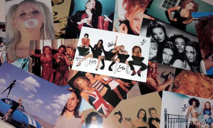Fotos de Cantantes: SPICE GIRLS COLECCION COMPLETA 120 FOTOS DISTINTAS 1997 VICTORIA BECKHAM GERI HALLIWELL MELANIE C - Foto 8 - 55690413
