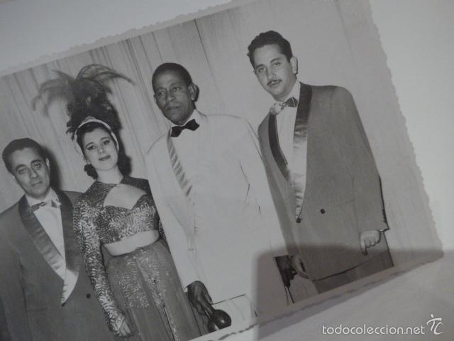 Fotos de Cantantes: Antigua fotografia de Antonio Machin, de 1934, en españa ? - Foto 2 - 56755428