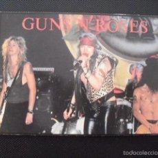 Fotos de Cantantes: POSTAL GUNS N´ ROSES.. Lote 56703065